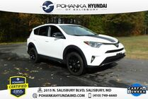 2018 Toyota RAV4 Adventure **ONE OWNER**NICE TRADE**
