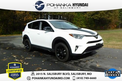 2018_Toyota_RAV4_Adventure **ONE OWNER**NICE TRADE**_ Salisbury MD