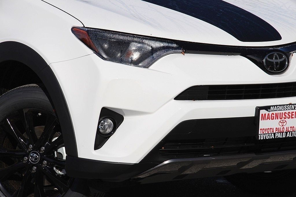 Toyota Dealership San Antonio >> 2018 Toyota RAV4 Adventure Palo Alto CA 21406103
