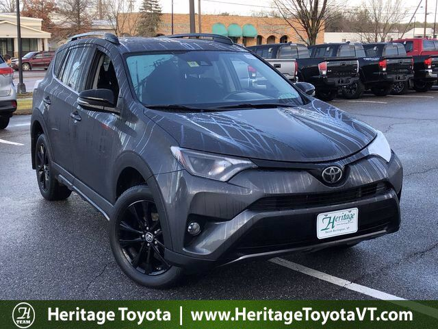 2018 Toyota RAV4 Adventure South Burlington VT