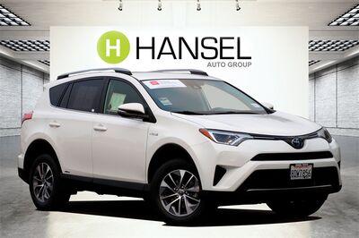 2018_Toyota_RAV4 Hybrid_LE_ Santa Rosa CA