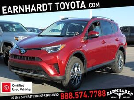 2018_Toyota_RAV4_Hybrid LE AWD *1-OWNER!*_ Phoenix AZ