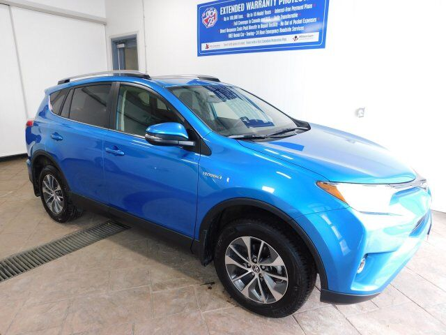 2018 Toyota RAV4 Hybrid LE+ LEATHER SUNROOF Listowel ON