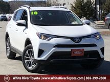 2018 Toyota RAV4 Hybrid LE Plus White River Junction VT