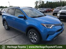 2018 Toyota RAV4 Hybrid LE South Burlington VT
