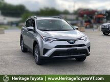 2018 Toyota RAV4 Hybrid LE South Burlington VT