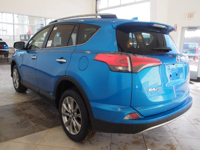2018 Toyota RAV4 Hybrid Limited Epping NH
