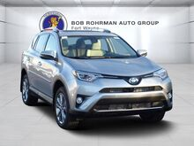 2018_Toyota_RAV4 Hybrid_Limited_ Fort Wayne IN