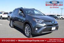 2018 Toyota RAV4 Hybrid Limited Grand Junction CO