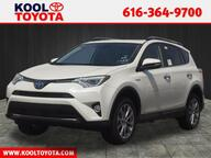 2018 Toyota RAV4 Hybrid Limited Grand Rapids MI