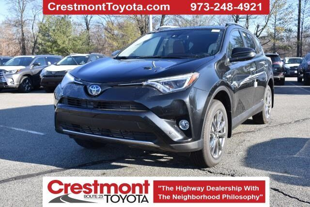 2018 Toyota RAV4 Hybrid Limited Pompton Plains NJ