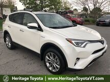 2018 Toyota RAV4 Hybrid Limited South Burlington VT