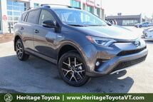 2018 Toyota RAV4 Hybrid SE South Burlington VT