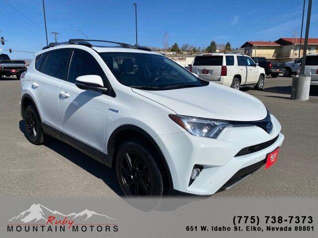 2018_Toyota_RAV4_Hybrid XLE_ Elko NV