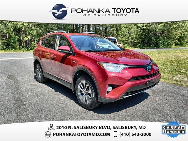 2018 Toyota RAV4 Hybrid XLE Salisbury MD