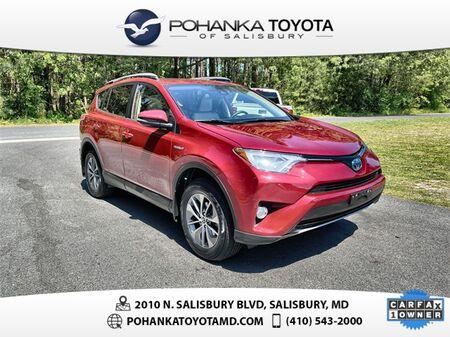 2018_Toyota_RAV4 Hybrid_XLE_ Salisbury MD