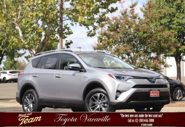 2018 Toyota RAV4 Hybrid XLE Vacaville CA
