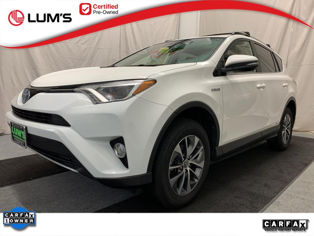 2018 Toyota RAV4 Hybrid XLE Warrenton OR