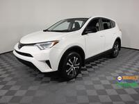 2018 Toyota RAV4 LE - All Wheel Drive