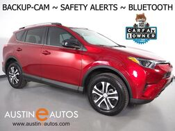 2018_Toyota_RAV4 LE_*BACKUP-CAMERA, PRE-COLLISION ALERT w/BRAKING, LANE DEPARTURE ALERT, DISTANCE PACING, TOUCH SCREEN, BLUETOOTH PHONE & AUDIO_ Round Rock TX