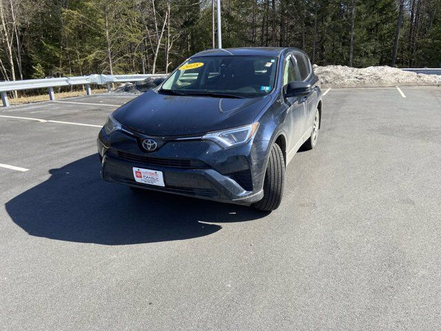 2018 Toyota RAV4 LE Claremont NH