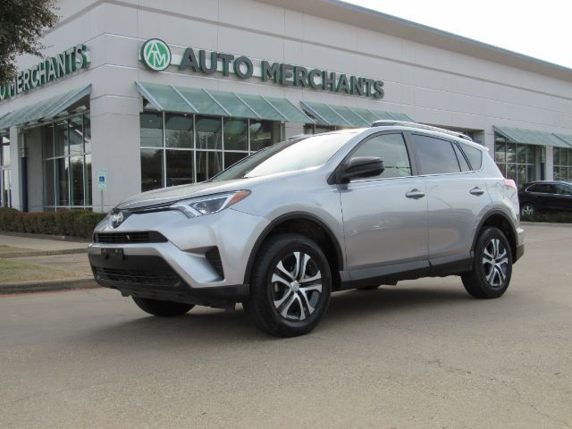 2018 Toyota RAV4 LE FWD*LANE DEPARTURE WARNING,LANE KEEPING ASSIST,BACK UP CAMERA,CLUETOOTH CONNECTION Plano TX