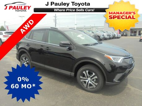 2018_Toyota_RAV4_LE_ Fort Smith AR