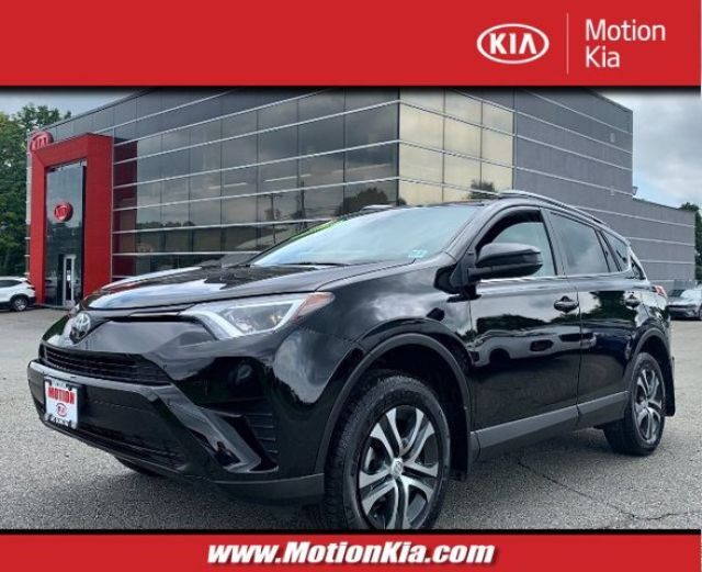 2018 Toyota RAV4 LE Hackettstown NJ