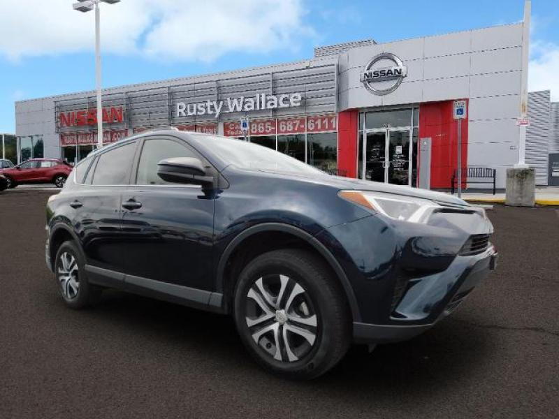 2018 Toyota RAV4 LE Knoxville TN