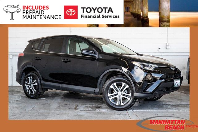 2018 Toyota RAV4 LE Manhattan Beach CA