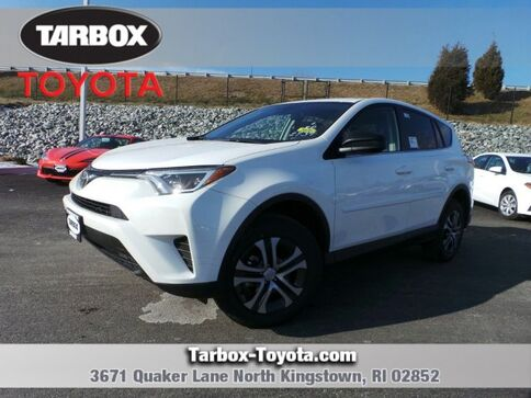 2018_Toyota_RAV4_LE_ North Kingstown RI
