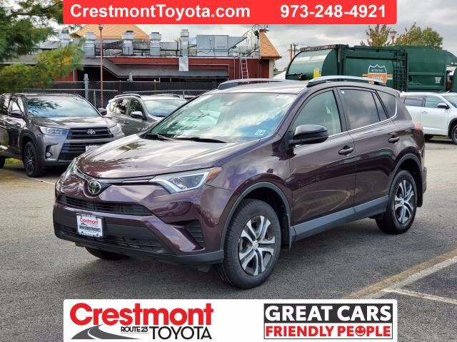 2018 Toyota RAV4 LE Pompton Plains NJ
