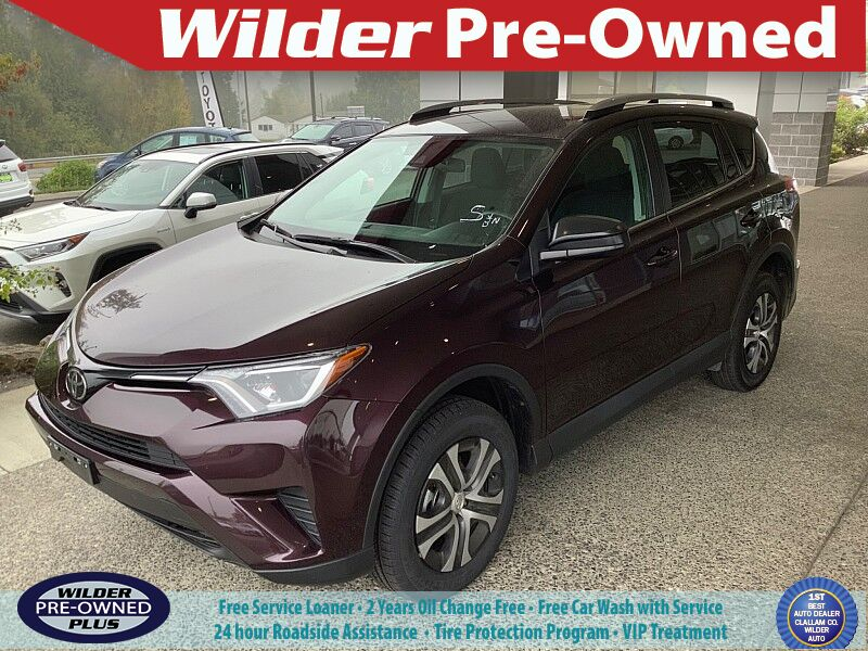 2018 Toyota RAV4 LE Port Angeles WA