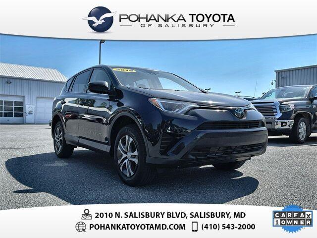 2018 Toyota RAV4 LE Salisbury MD