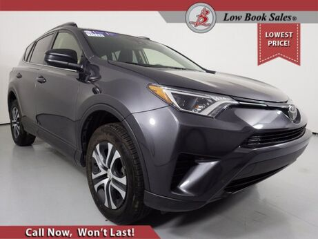 2018_Toyota_RAV4_LE_ Salt Lake City UT