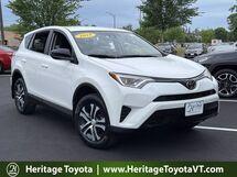 2018 Toyota RAV4 LE South Burlington VT