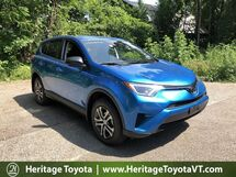 2018 Toyota RAV4 LE South Burlington VT