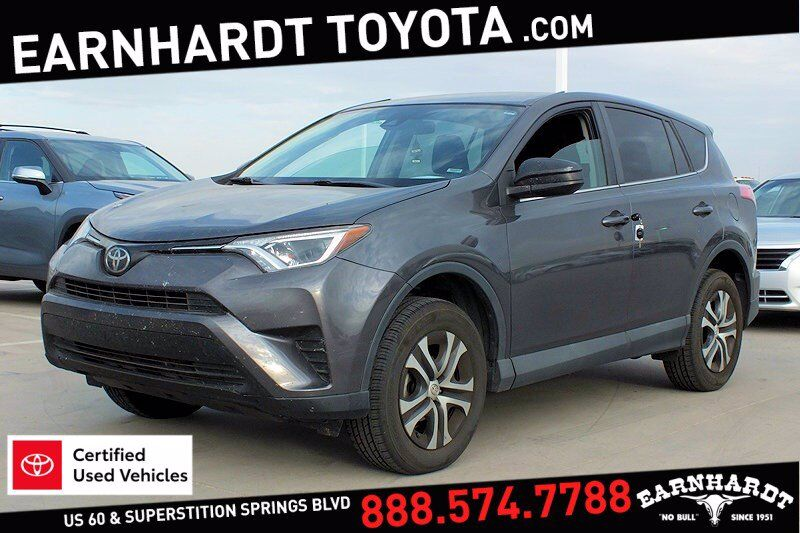 2018 Toyota RAV4 LE *WELL MAINTAINED!* Mesa AZ