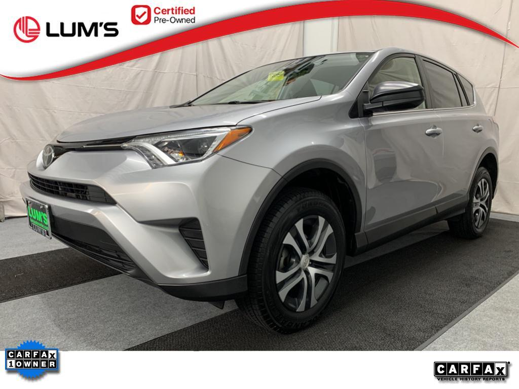 2018 Toyota RAV4 LE Warrenton OR