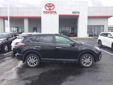 2018 Toyota RAV4 Limited - AWD