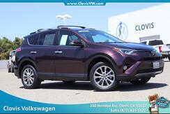 2018_Toyota_RAV4_Limited AWD_ Clovis CA