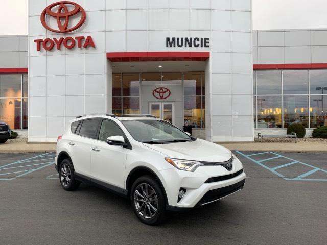 2018 Toyota RAV4 Limited AWD Muncie IN