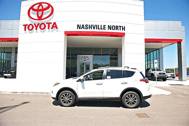 2018 Toyota RAV4 Limited AWD Nashville TN