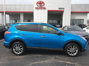 2018_Toyota_RAV4_Limited AWD_ Richmond KY