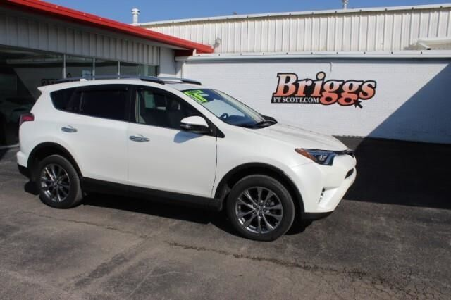 2018 Toyota RAV4 Limited AWD Fort Scott KS