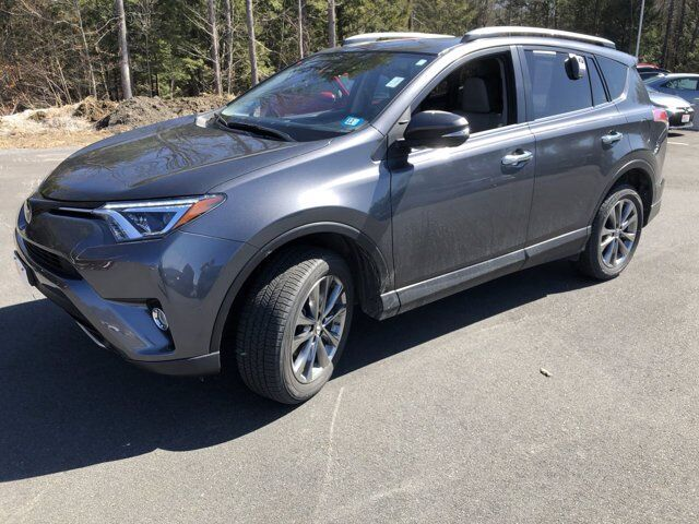2018 Toyota RAV4 Limited Claremont NH