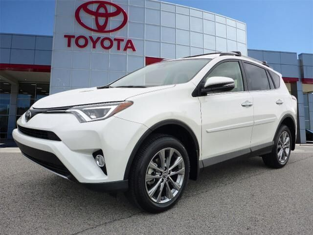 2018 Toyota RAV4 Limited Clinton TN