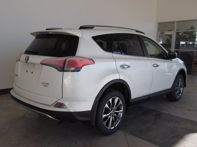 2018 Toyota RAV4 Limited Epping NH