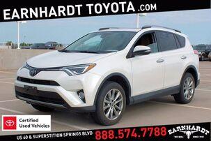 2018_Toyota_RAV4_Limited *NAV & Heated Seats*_ Phoenix AZ