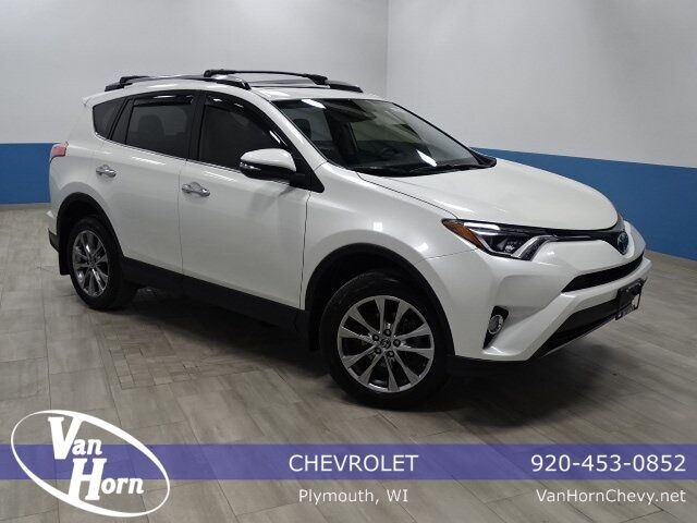 2018 Toyota RAV4 Limited Plymouth WI